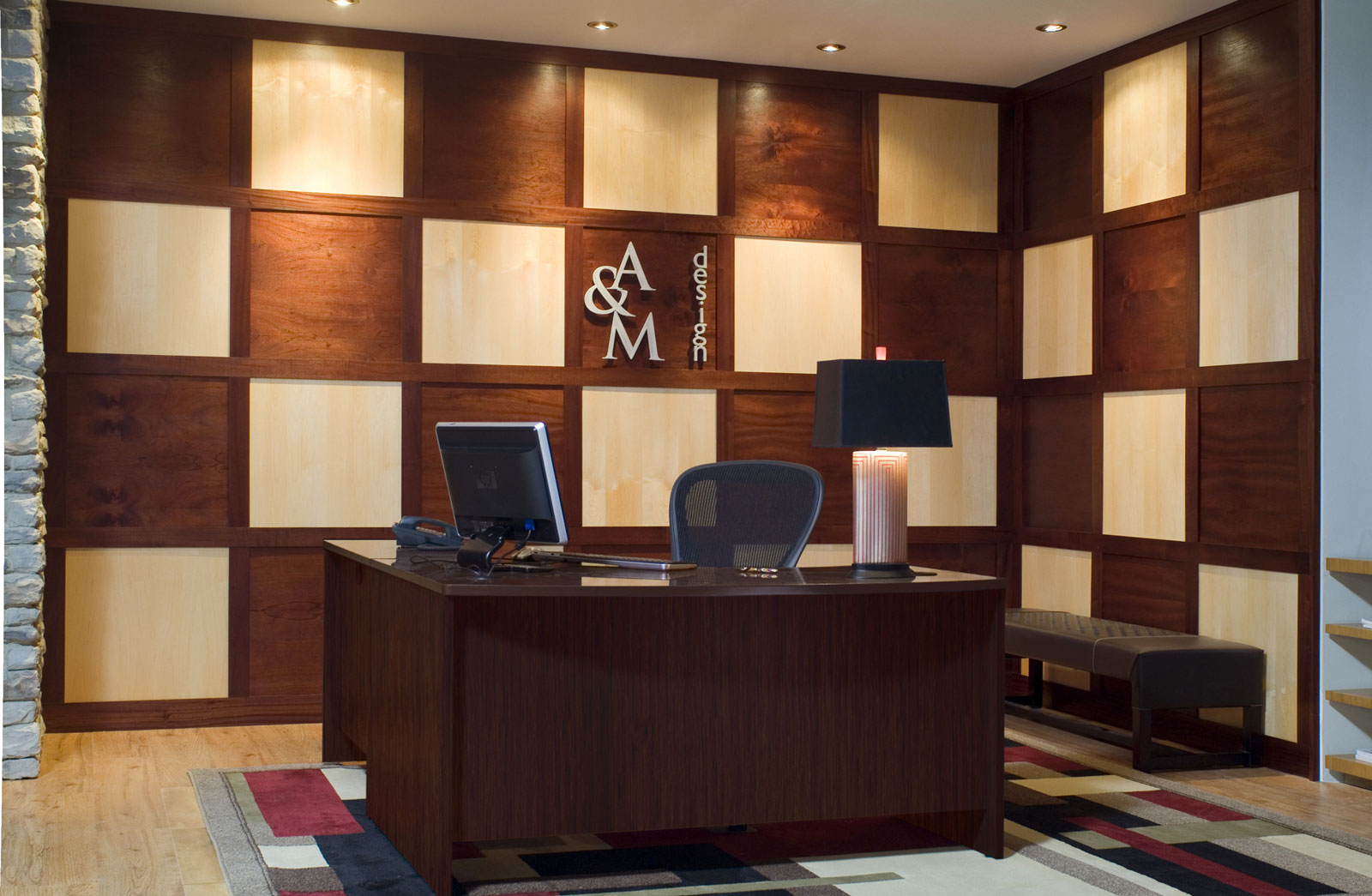 view larger image - Modern Wall Paneling Designs