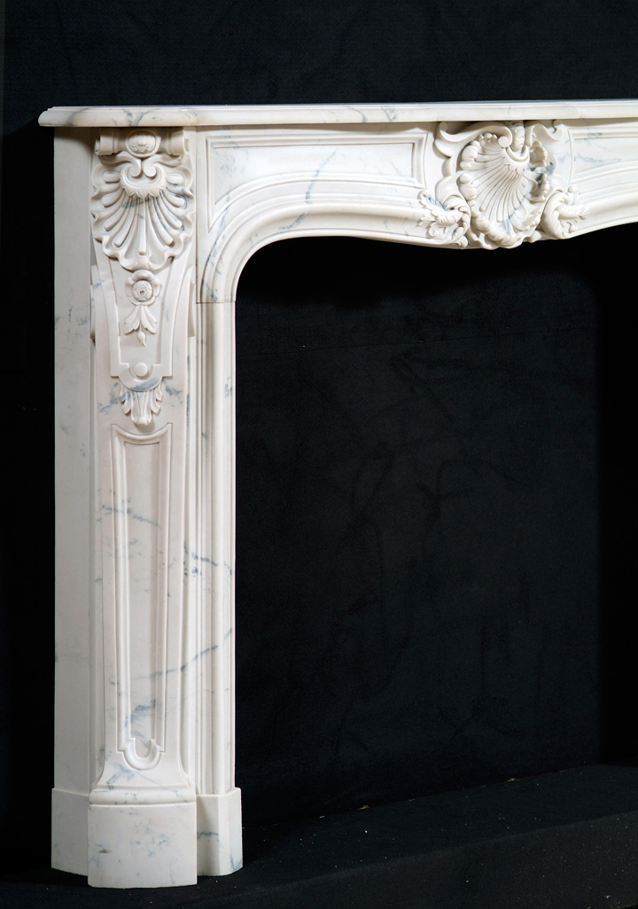Marble Mantels in your choice of colors