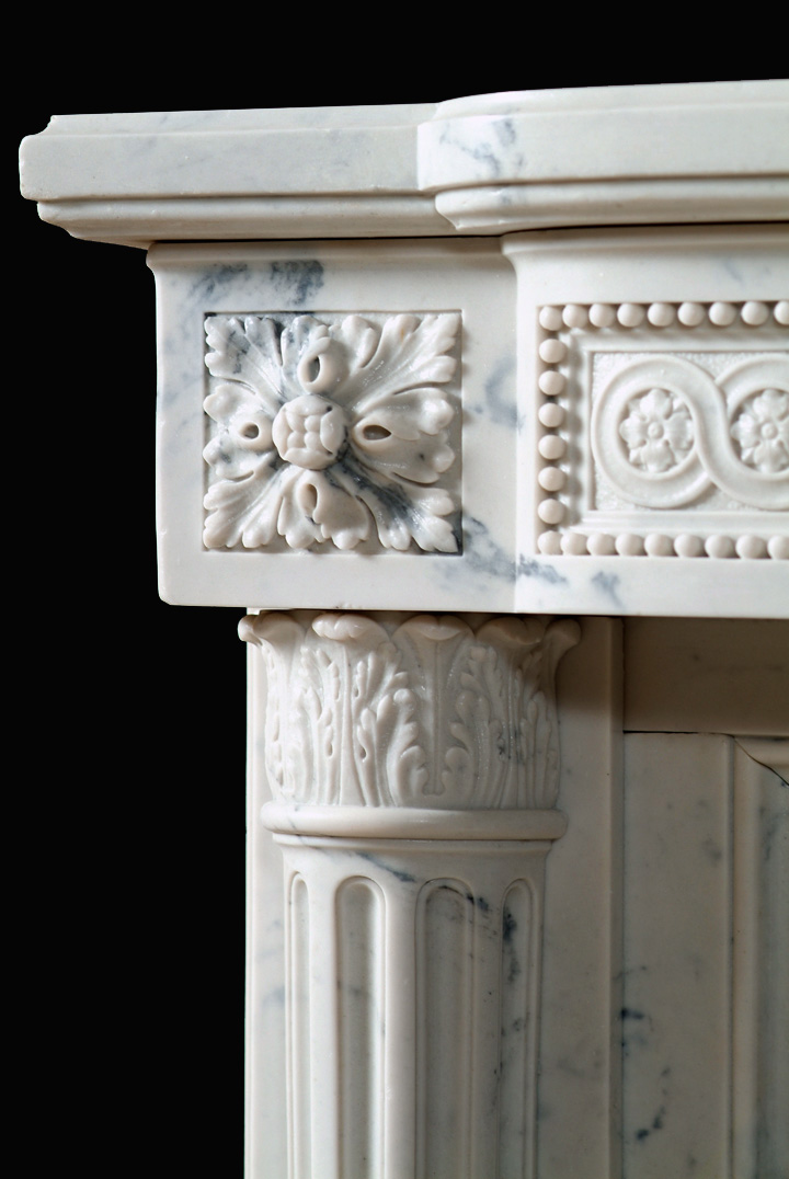 Marble Mantels with authentic style