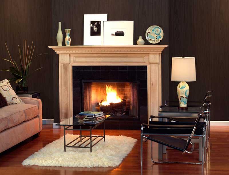 Fireplace Mantels|Marble|Stone|Mantel Shelves|Wainscot|Wood Paneling