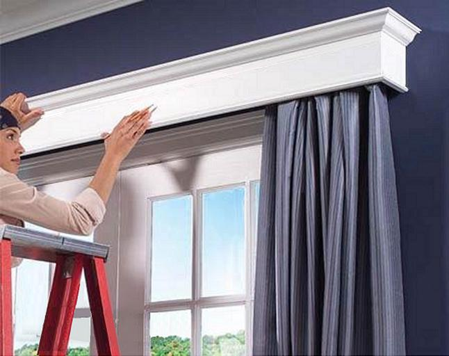 Window Cornice Ideas