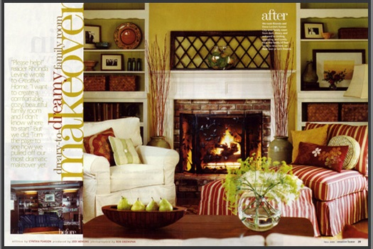 Better Homes and Gardens featuring Design the Space