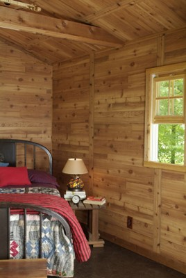 Western Red Cedar Wall Paneling